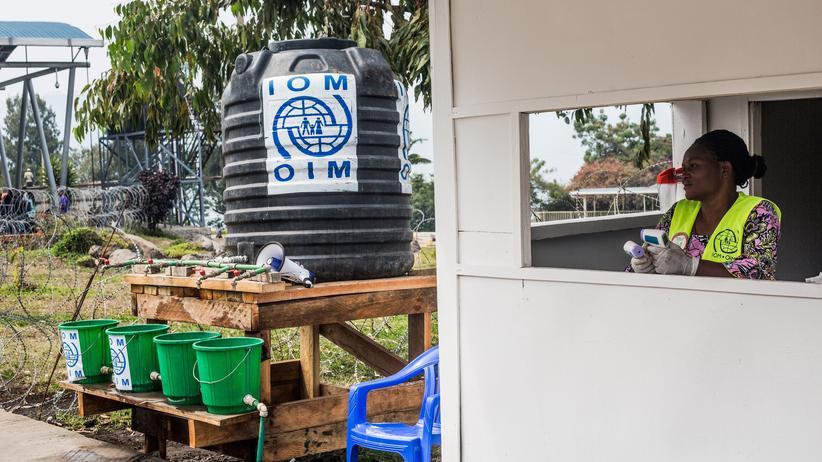 Kongo: Wegen Ebola geschlossene Grenze wieder geöffnet