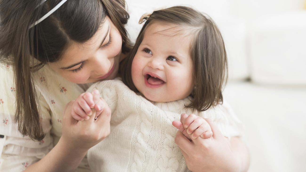 Down-Syndrom: Niemand muss sein Baby testen lassen