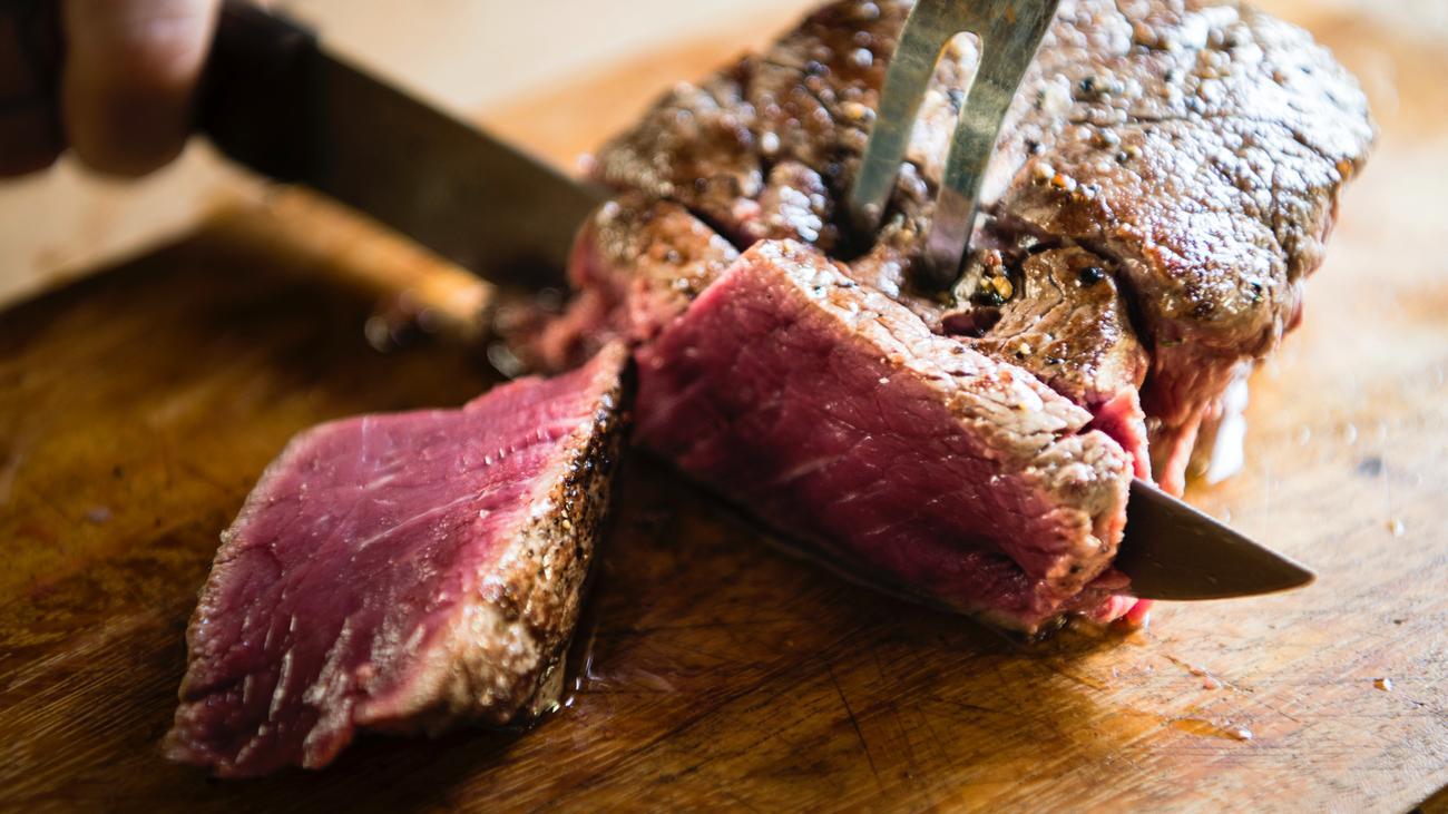 Gesunde Ernährung: Forscher sehen keinen Grund, auf rotes Fleisch zu verzichten