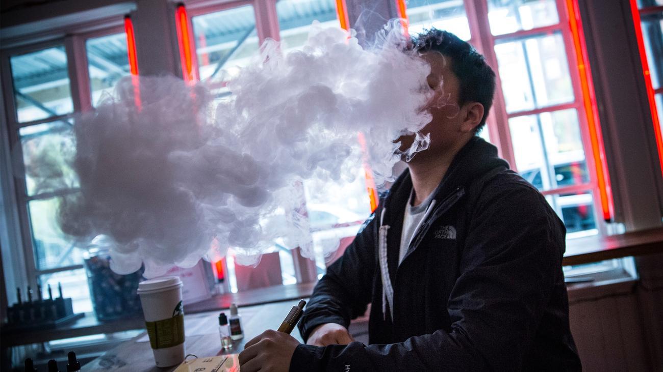 Rauchen Mindestalter
