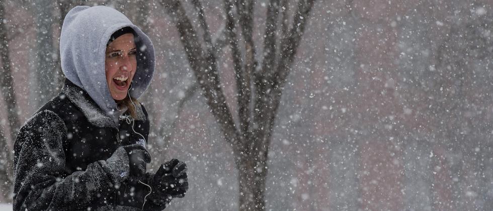 Sport im Winter: Vorsicht vor dem Joggen bei Frost