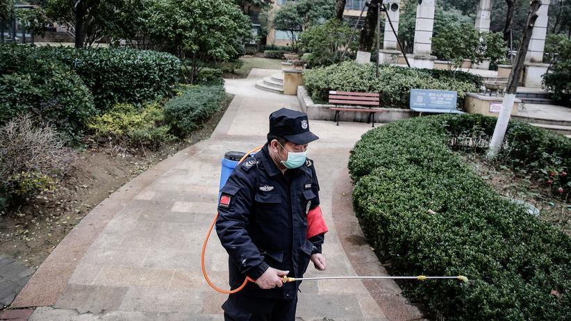 Coronavirus: China riegelt Millionenstädte ab