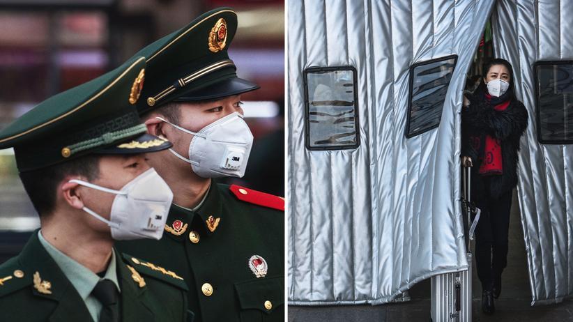 China: Mit aller Staatsgewalt gegen das Virus