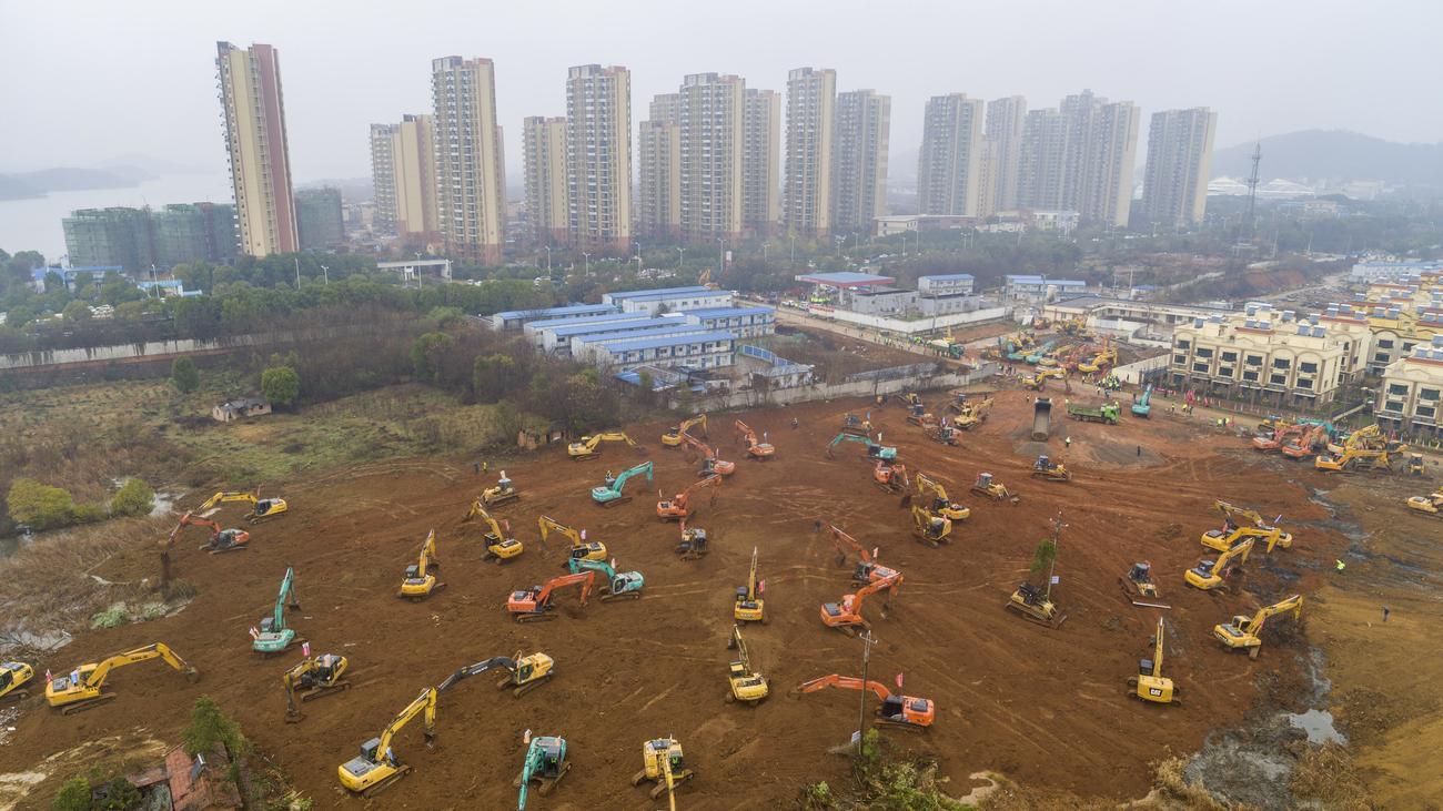 Coronavirus: Chinas Politbüro beruft Krisensitzung ein