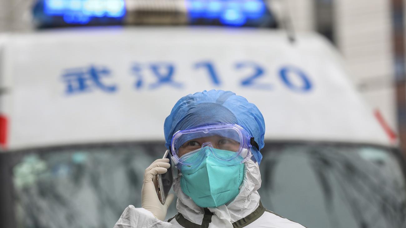 Coronavirus: Zahl der Toten durch Lungenkrankheit steigt auf 80