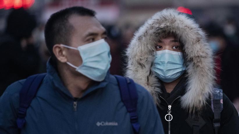Lungenkrankheit: China stoppt offenbar alle Flüge und Züge aus Wuhan