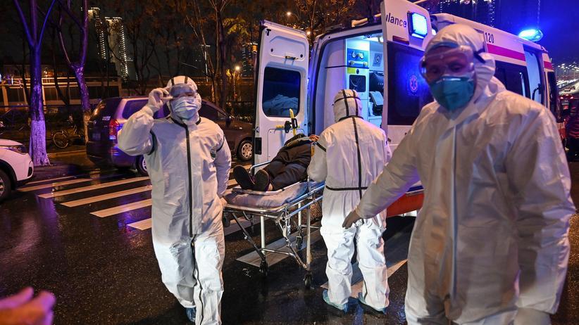 Coronavirus: USA wollen ihre Staatsbürger aus Wuhan ausfliegen