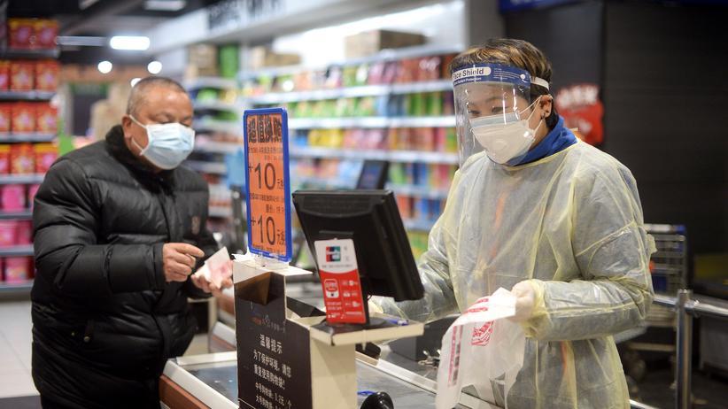 Coronavirus: Zahl der Toten in China steigt über 1.000