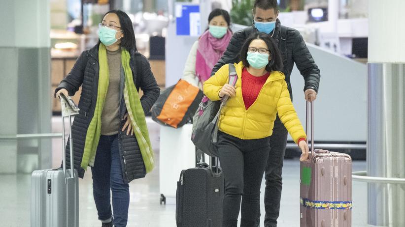 Coronavirus: Passagiere, die in Wien ankommen, sollen ab sofort auf das Coronavirus überprüft werden.