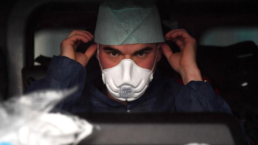 Covid-19: Die Europäische Union hat in einer gemeinsamen Initiative medizinische Schutzkleidung bestellt.