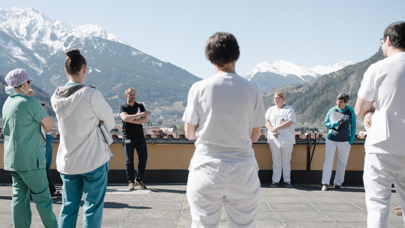 Krankenhäuser: Retten, lernen, retten