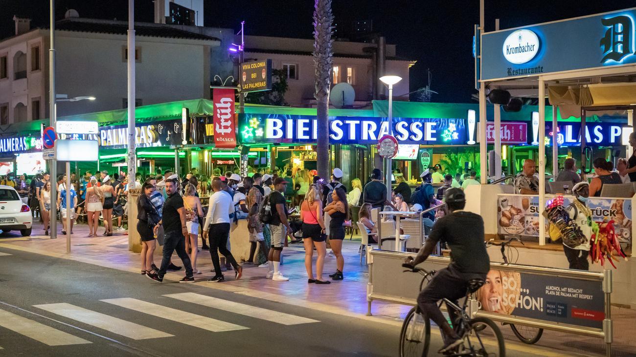 Mallorca schließt alle Lokale am Ballermann wieder