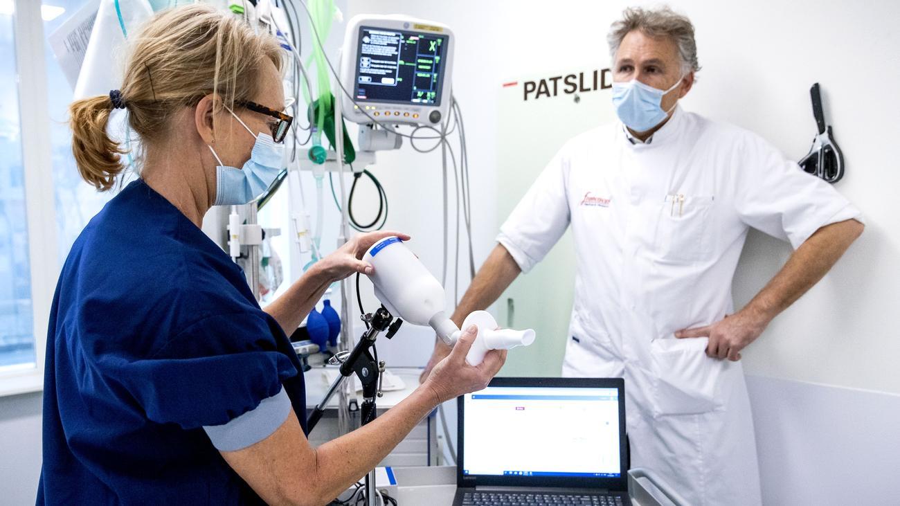 Mehr als 8.000 Neuinfektionen in den Niederlanden