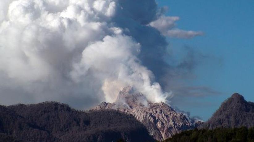 Vulkanismus: Sauer aufgestoßen