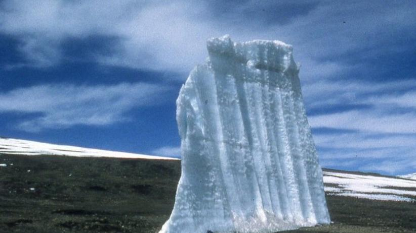 Glaziologie: Der Kilimandscharo ist bald eisfrei