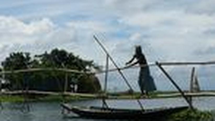 Erderwärmung: Bangladesch als Klima-Labor der Welt