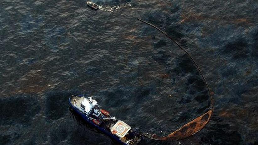 Golf von Mexiko: Obama erklärt Ölpest zur nationalen Katastrophe