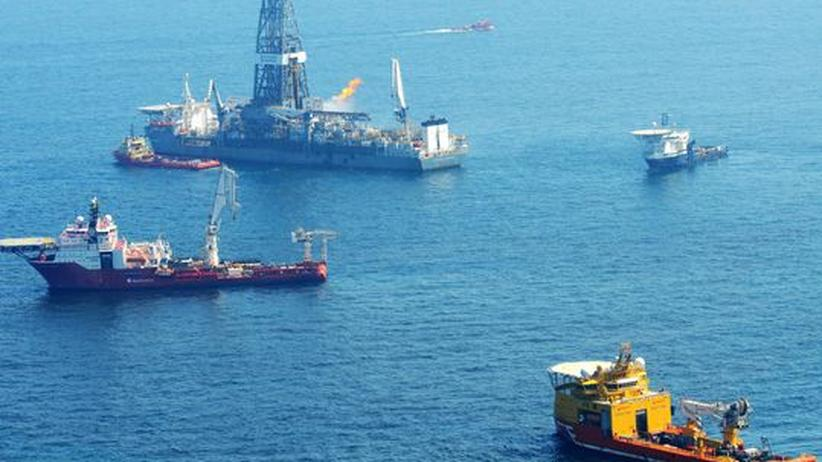 Krisenmanagement: Bei der Ölpest dient der Bock als Gärtner