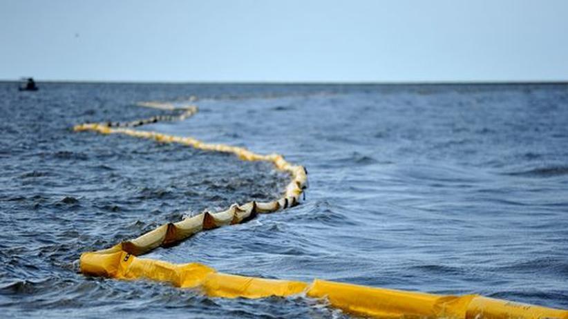 Ölpest: Riesige Unterwasser-Ölschwaden entdeckt