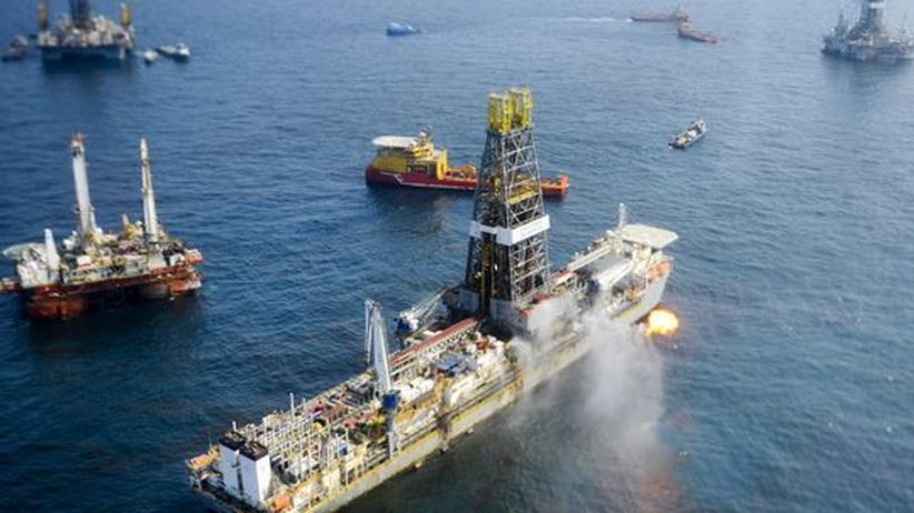 Golf von Mexiko: BP meldet Erfolge im Kampf gegen die Ölpest