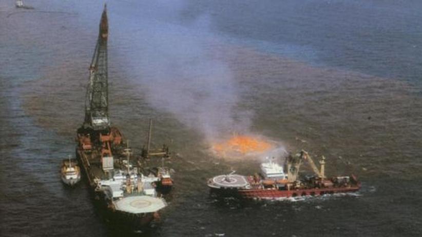 """Golf von Mexiko: """"Ixtoc I"""" – was uns die Ölpest von 1979 lehrt"""