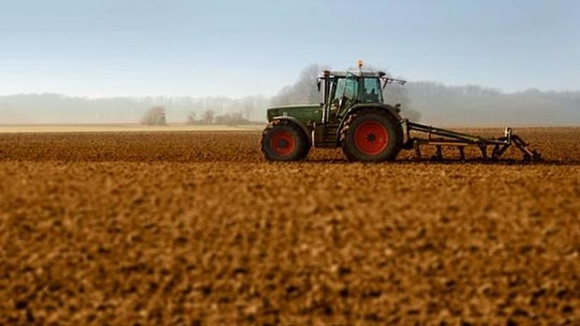 Agrarwissenschaft: Die Präzisionslandwirtschaft mit schonenden Maschinen und einem gezielteren Einsatz von Düngemitteln ist ein Ergebnis der Agrarforschung