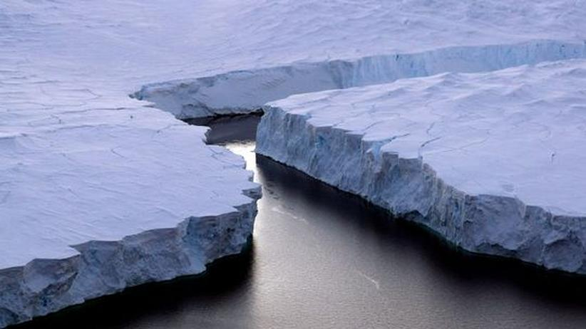 Eisberg an der Knox Lüste in der Antarktis