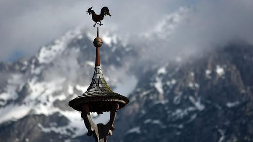 NS-Geschichte: In den Tiroler Alpen bauten die Nazis einen Stollen, um Molybdän zu bergen