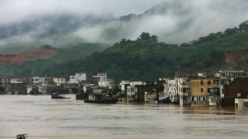 China: Mit dem Monsun kommt in Yunnan der Tod