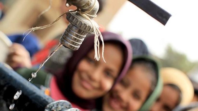 """Menschenrecht Wasser: """"Kein Land der Welt wird sich der Wasserkrise entziehen können"""""""