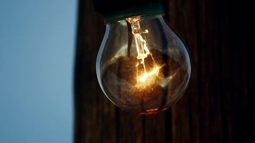 Glühlampe Birne Energiesparlampe Strom