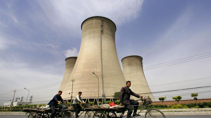 Klimaschutz: USA und China schmieden erste Ökoallianz