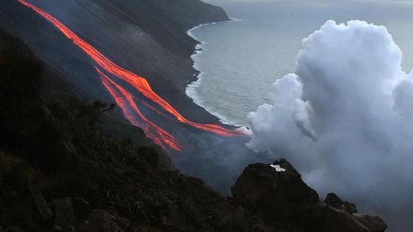 Vulkanforschung: Im Dauerfeuer