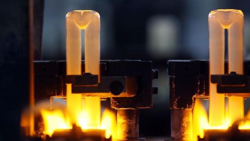 Energiesparlampe Glühbirne Energie Licht
