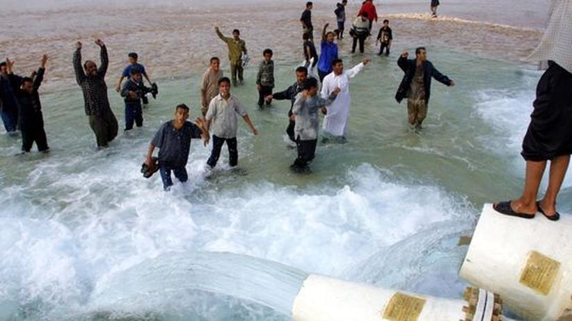 Bewässerung: Sahara-Wasser für Libyens Küste