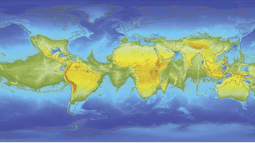 Computersimulation: Was würde passieren, wenn die Erde stillstünde?