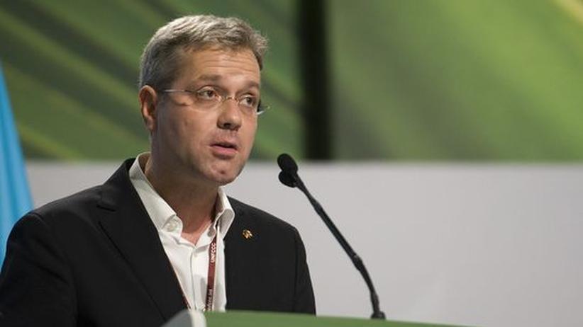 UN-Klimagipfel in Cancún: Röttgen lockt Staaten mit Wachstumschancen