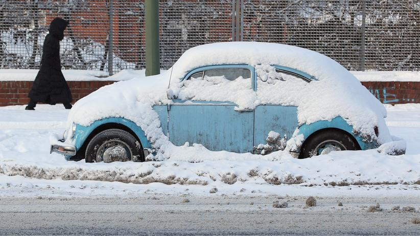 Wetterchaos: Winter ist ein Skandal!