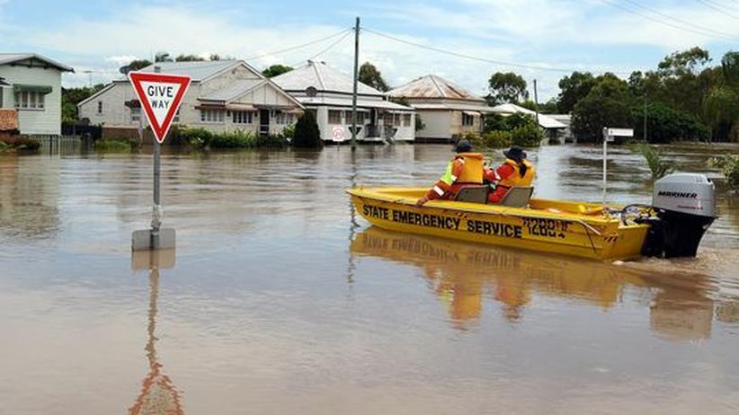 Überschwemmungen: Australien, Kontinent der Wetterextreme