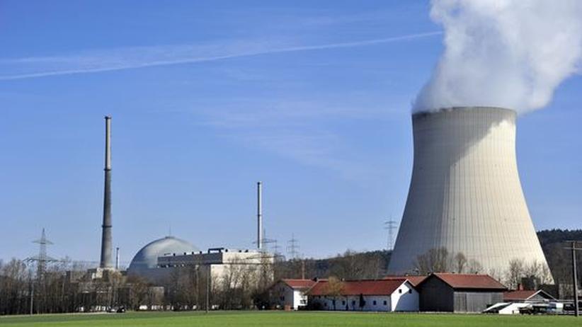 Atomkraftwerk Japan Deutschland AKW Landshut