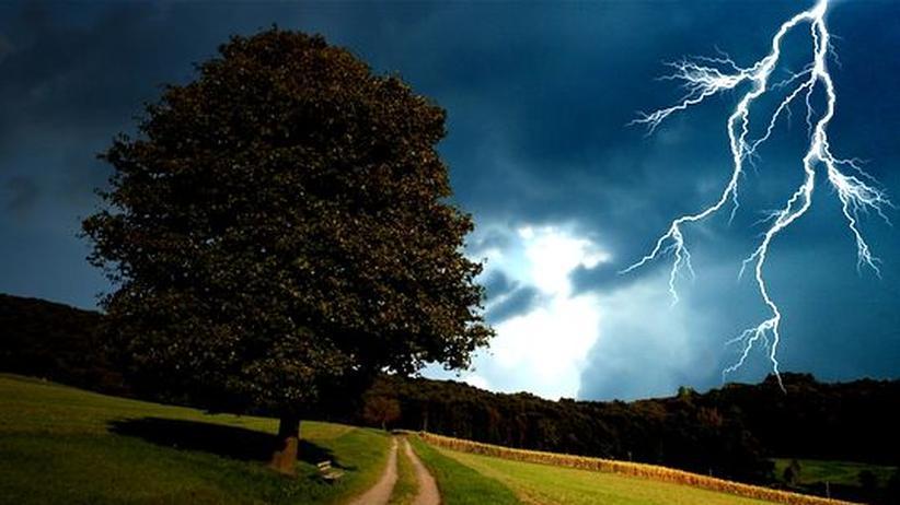 Wetterprognose: Gewitterwahrscheinlichkeit 80 Prozent