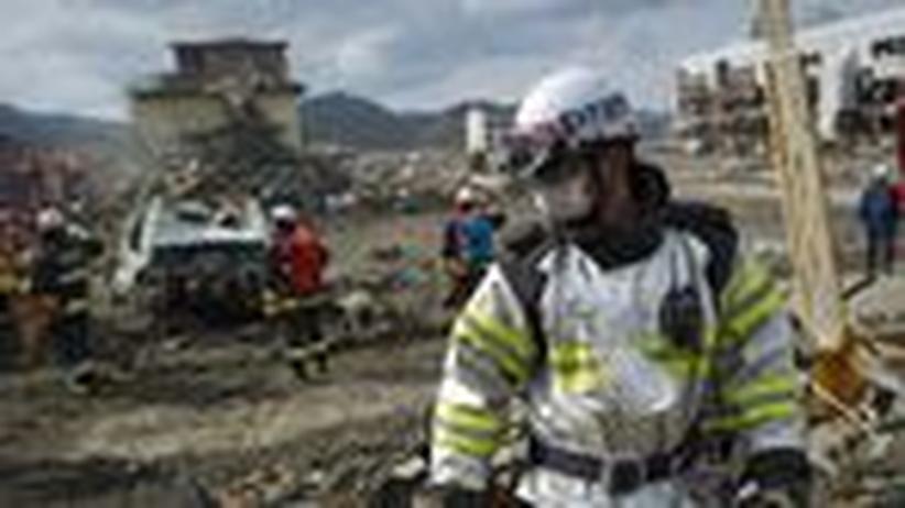 Katastrophenschutz: Was Japan aus der Zerstörung lernt