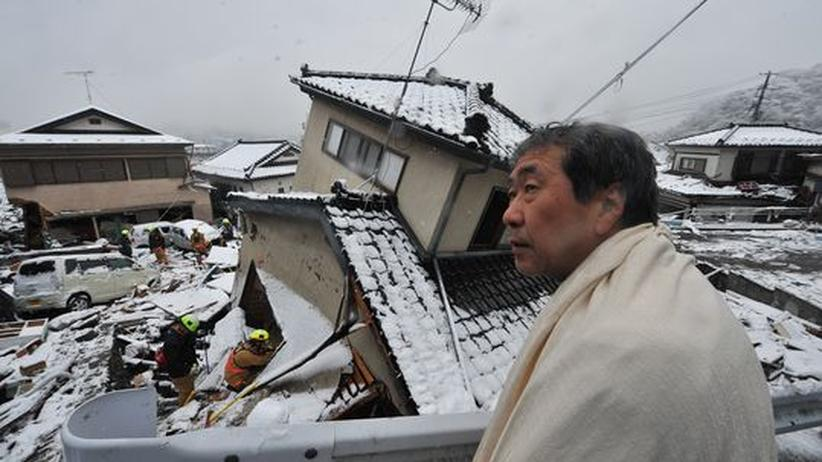 """Katastrophe in Japan: Psychologen prophezeien Japan ein """"posttraumatisches Wachstum"""""""