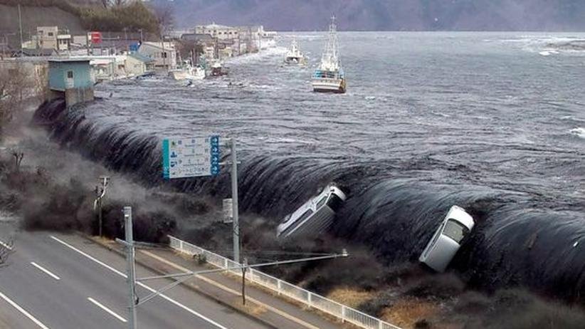 Katastrophenprävention in Japan: Gewarnt vor dem Tsunami