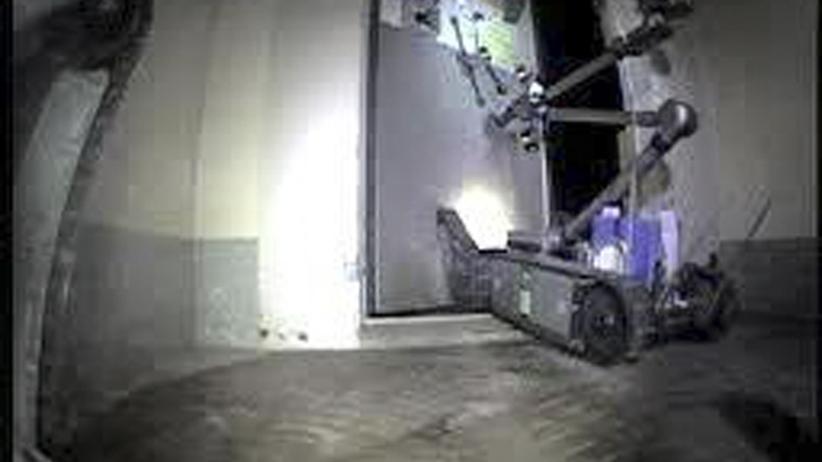 AKW Fukushima: Überforderte Roboter im Atom-Einsatz