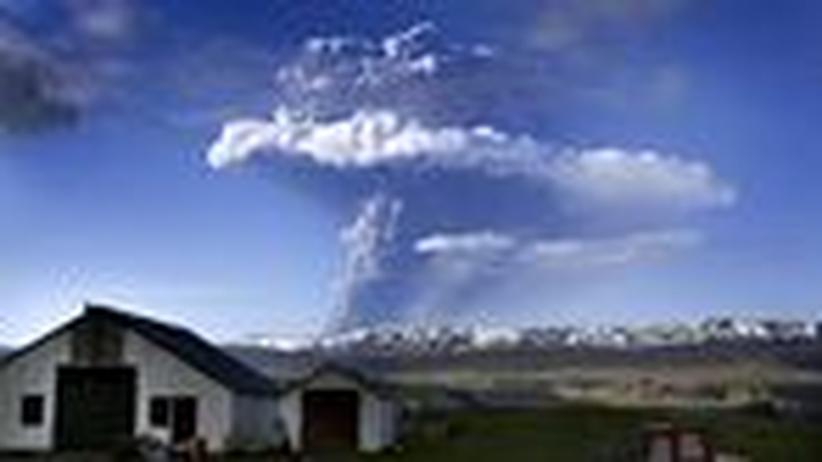 Vulkanausbruch: Bessere Aschevorhersagen verhindern Chaos