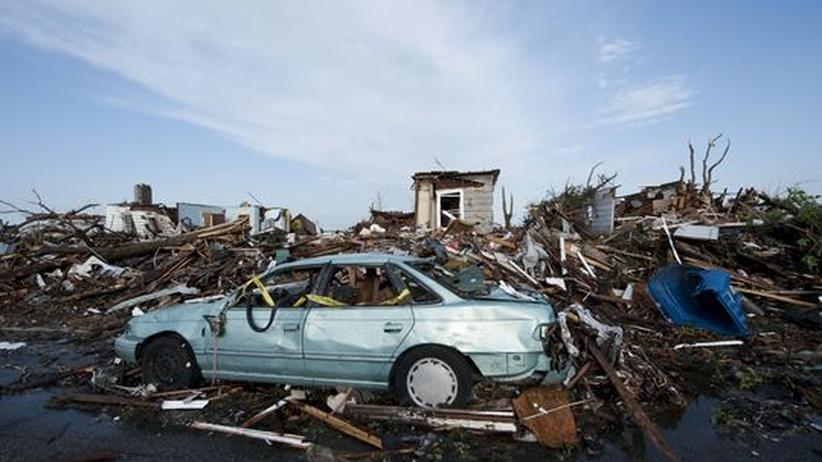 """Sturmschäden in den USA: """"Das extreme Tornado-Jahr 2011 ist nur ein Ausreißer"""""""
