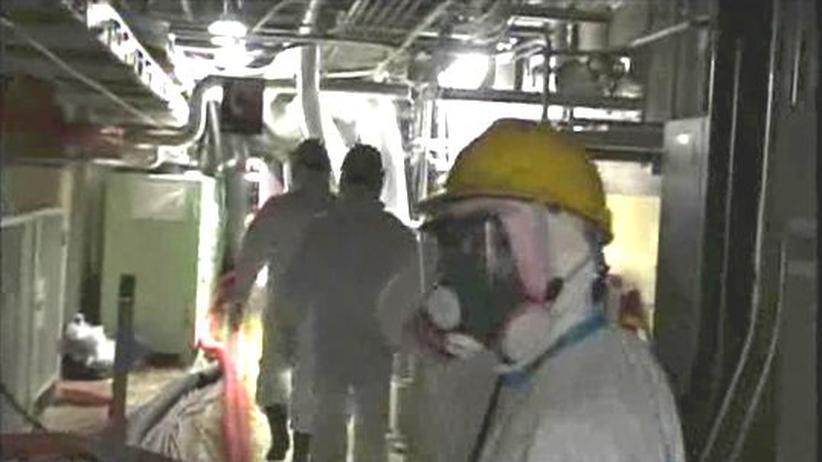 Fukushima: Arbeiter sollen erste Reparaturen in Reaktor 1 durchführen