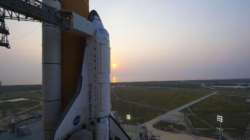 Letzter Spaceshuttle-Flug: Aus der Traum von der recyclebaren Raumfähre