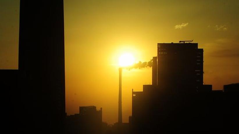 Klimawandel: Chinas Kohle verschafft Erderwärmung eine Auszeit